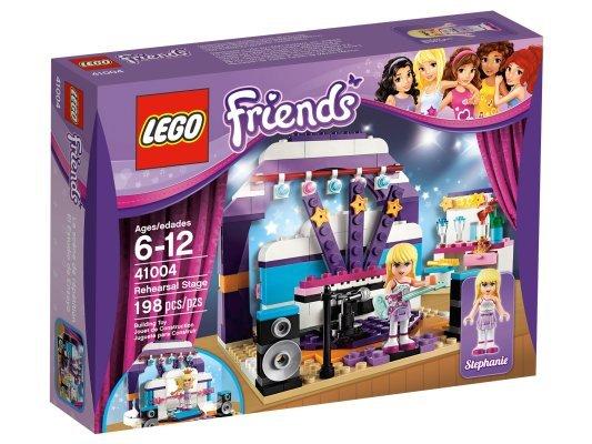 Lego - Friends - 41004 - Le Studio De Musique Et De Danse concernant Ecole Lego Friends