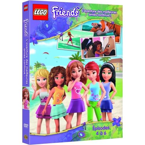 Lego Friends Saison 1 - Dessins Animés - Tout L'Univers dedans Dessin Animé Lego Friends