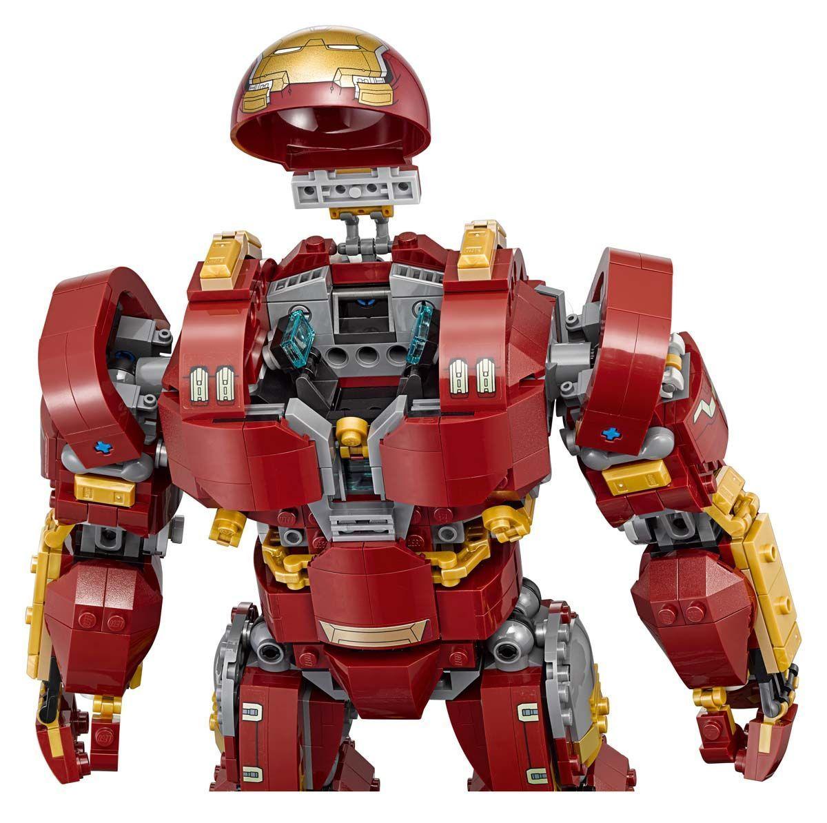 Lego Marvel Super Heroes Hulkbuster: Ultron Edition dedans Jeux De Iron Man Gratuit