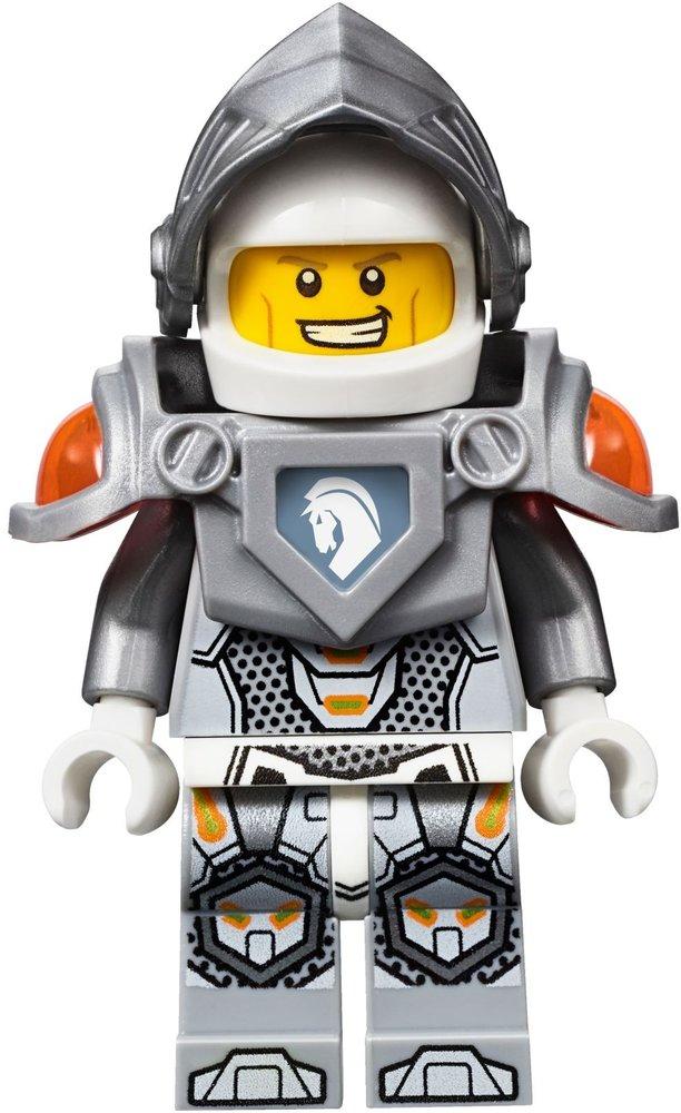 Lego Nexo Knights 70324 Pas Cher, La Bibliothèque 2.0 De pour Souris City Livre
