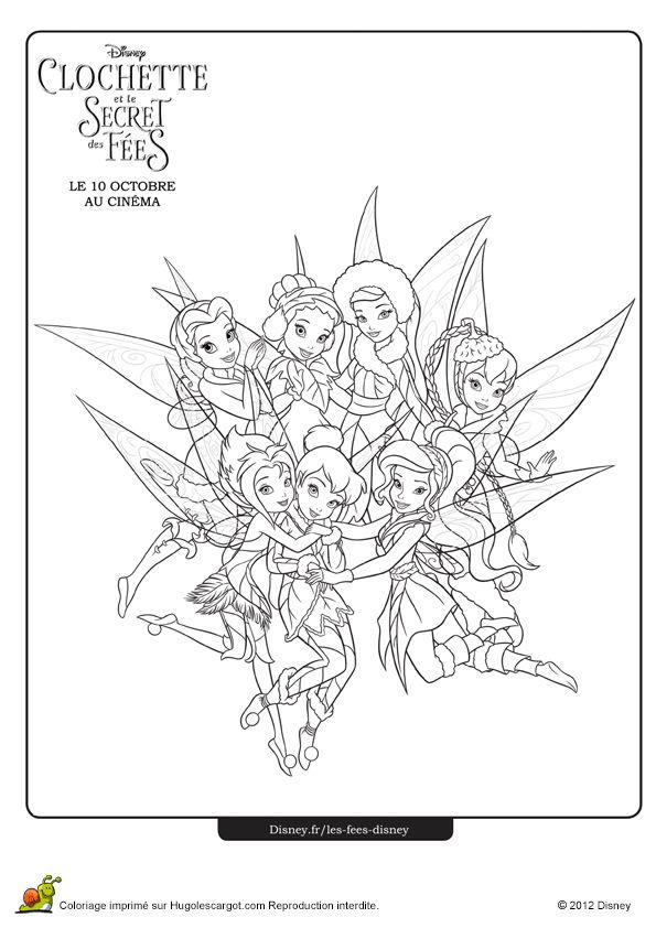 Les 108 Meilleures Images Du Tableau Coloriage De pour Coloriage De Toute Les Princesse