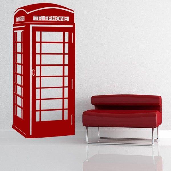 Les 12 Meilleures Images Du Tableau Chambre Londre Sur intérieur Dessin Cabine Téléphonique Anglaise