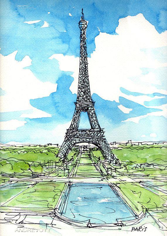 Les 8 Meilleures Images Du Tableau Tour Eiffel Sur dedans Tour Eiffel À Imprimer