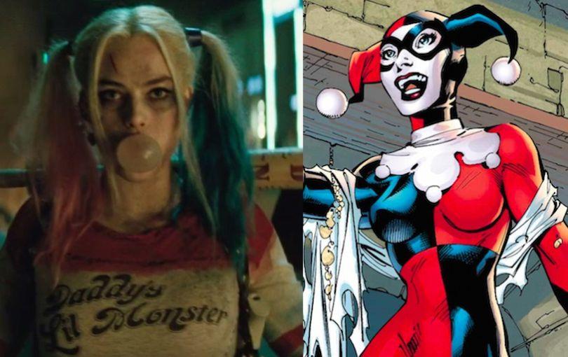 Les Acteurs De Suicide Squad Ressemblent-Ils Aux avec Coloriage Harley Quinn Suicid Squad