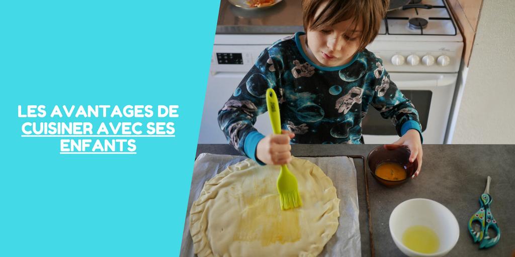 Les Avantages De Cuisiner Avec Ses Enfants - Vers Une serapportantà Cuisiner Avec Des Enfants