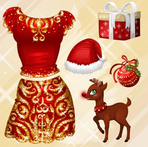 Les Cadeaux Offerts Aux Joueurs, Chasses De Symboles Et serapportantà Symbole Noel