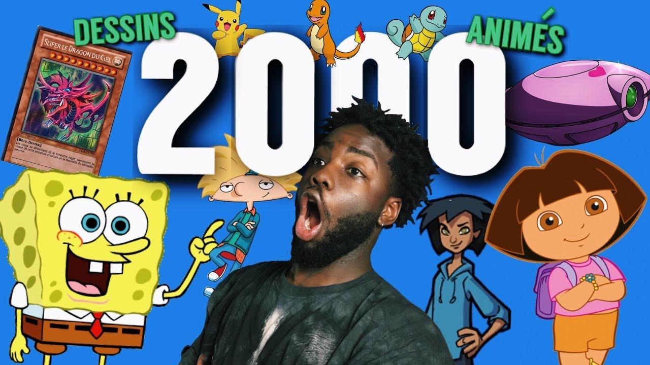 Les Dessins Animés Des Années 2000 - pour Coloriage Dessin Animé
