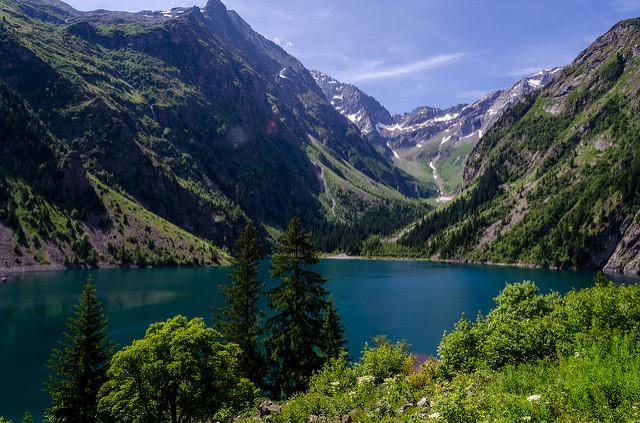 Les Ecrins - Massif Et Parc National : Un Joyau serapportantà Parc Des Ecrins