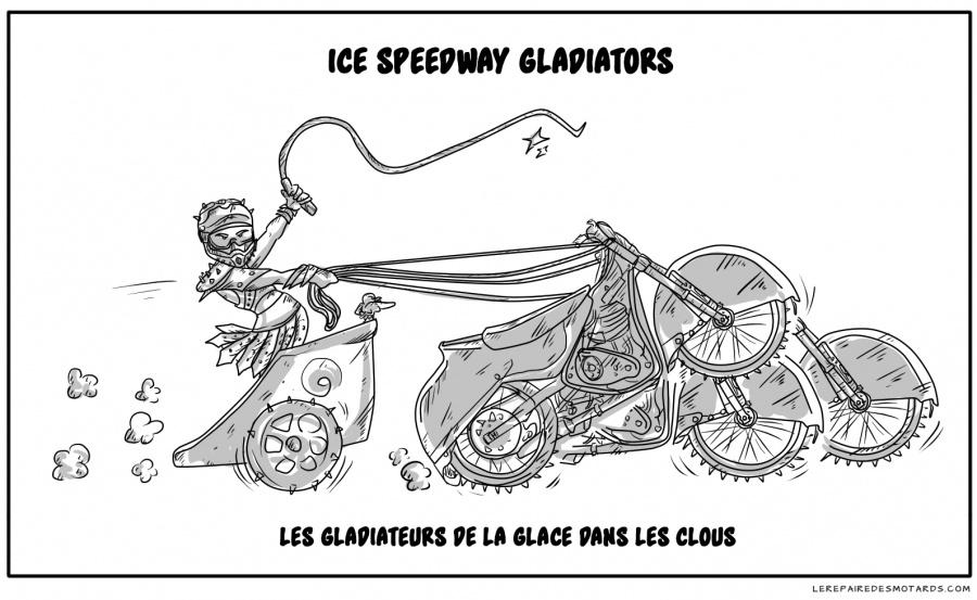 Les Gladiateurs De La Glace pour Gladiateur Dessin