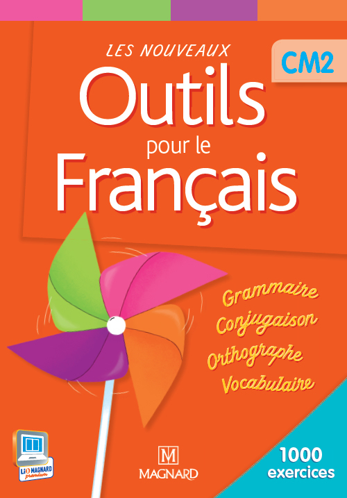 Les Nouveaux Outils Pour Le Français Cm2 (2013) - Livre De pour Manuel Maths Cm2 Gratuit
