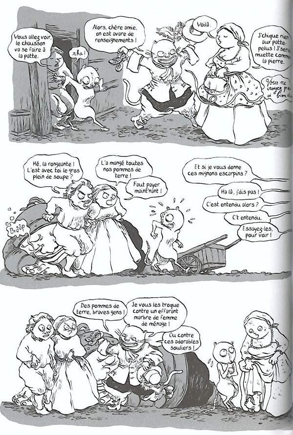 Les Nouvelles Aventures Du Chat Botté - Bd, Rmations pour Dessin Du Chat Botté