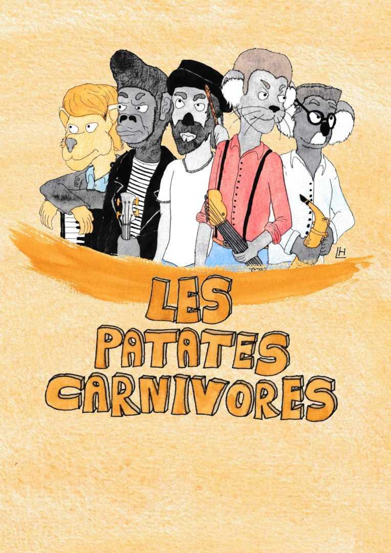 Les Patates Carnivores – Hugo Letellier tout Les Patates Chanson