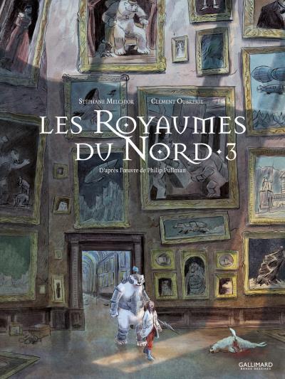 Les Royaumes Du Nord 3 - À La Croisée Des Mondes, Tome 3 encequiconcerne Les Nounous Du Nord