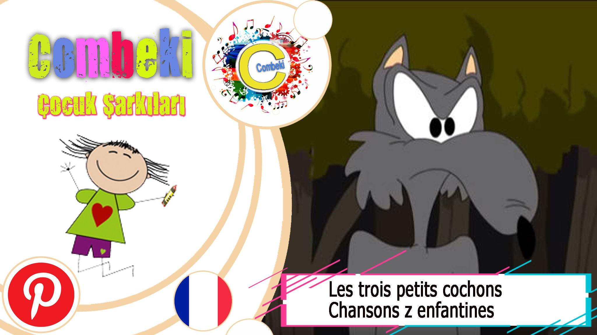 Les Trois Petits Cochons - Chansons Enfantines - Paroles dedans Parole Chanson 3 Petit Chat