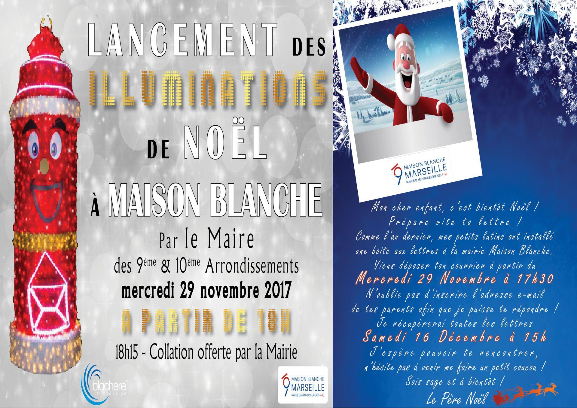 Lettre Au Père Noël & Lancement Des Illuminations 2017 De encequiconcerne Lettre Au Pere Noel 2020