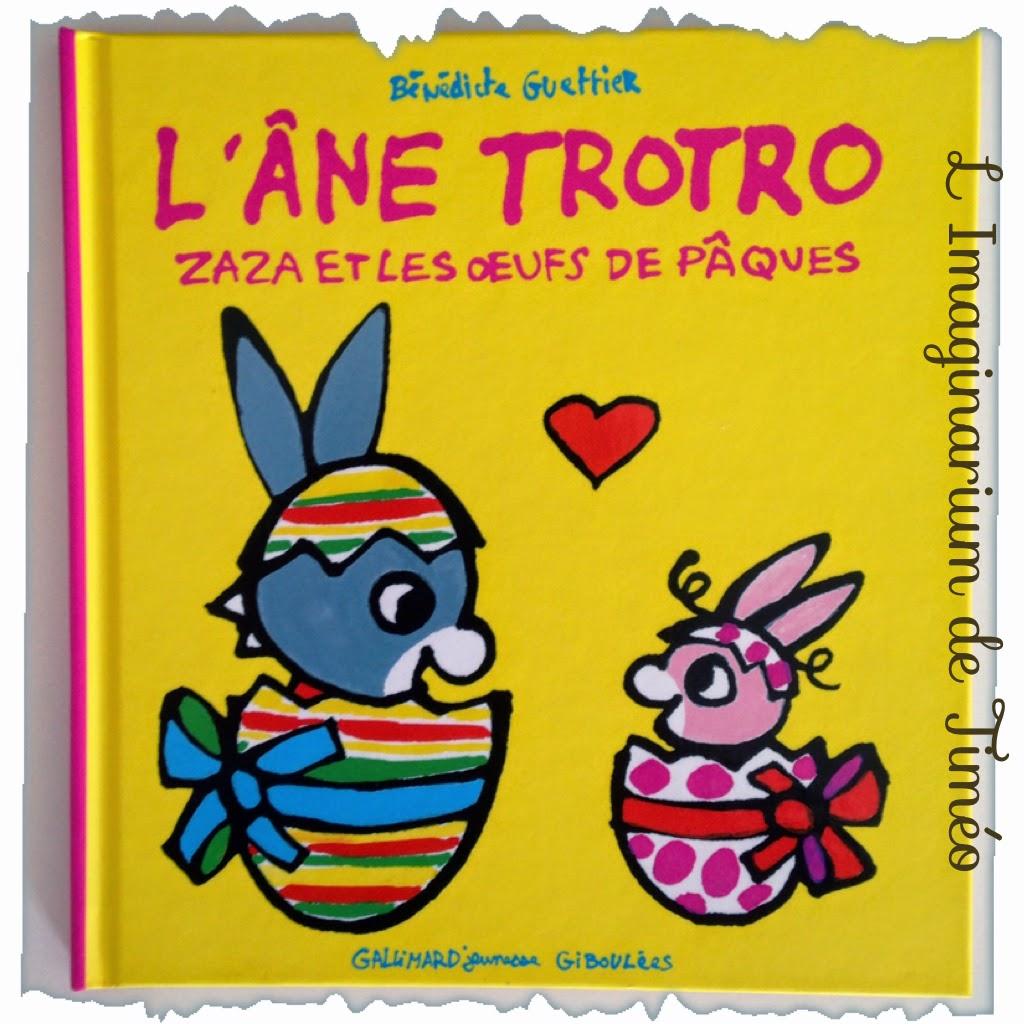 L'Imaginarium De Timéo: Livre De La Semaine N°4 intérieur Trotro Et Zaza