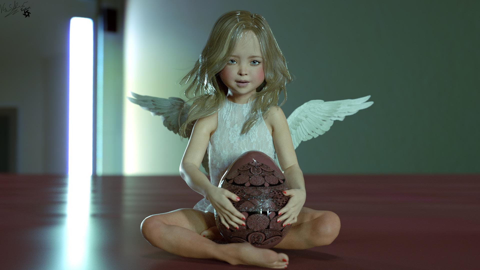 Little Angel 2017-04-17 03-54-44 004500Spix | Daz3D encequiconcerne Little Angel