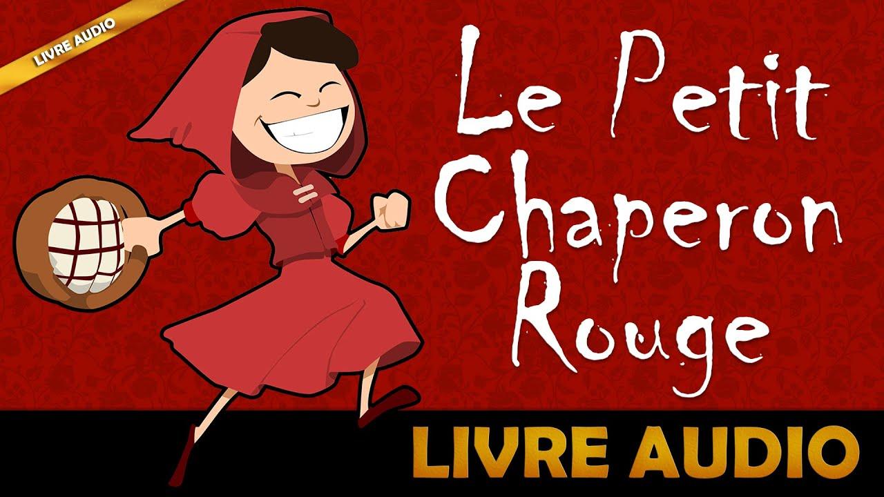 Livre Audio: Le Petit Chaperon Rouge [Un Conte De Fées Des concernant Images Petit Chaperon Rouge Imprimer