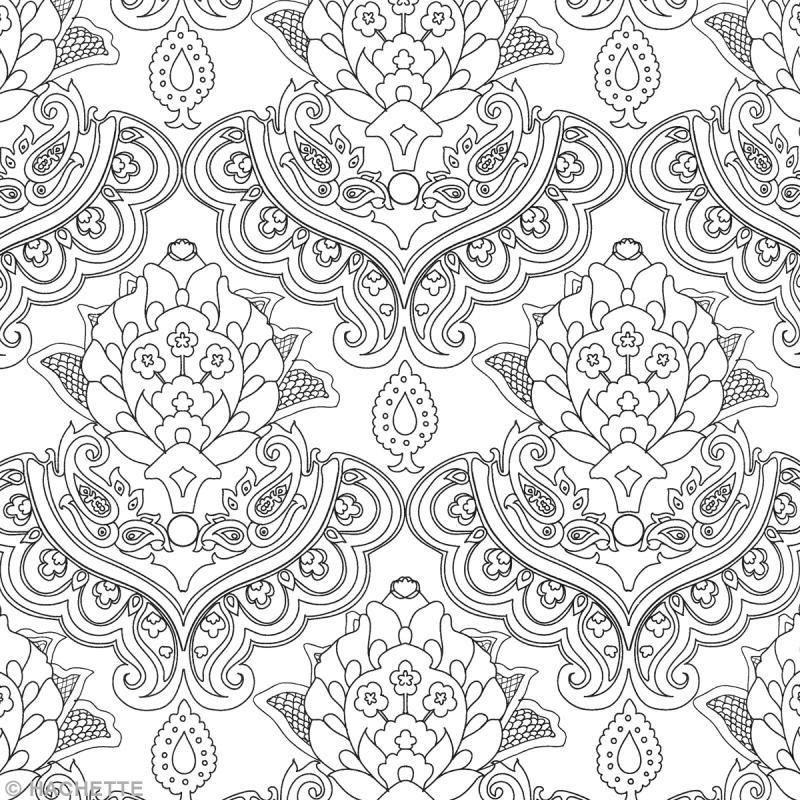 Livre Coloriage Adulte Anti-Stress - A4 - Mandalas - 100 destiné Livre De Coloriage Adulte