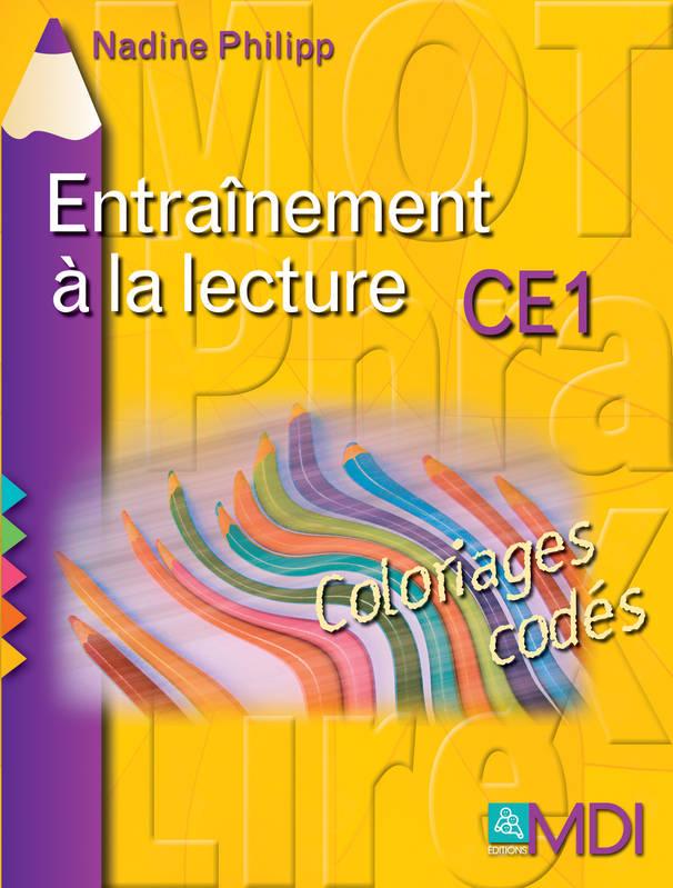 Livre: Coloriage Magique Lecture Ce1, Malet Joel, Mdi destiné Livre Coloriage Magique