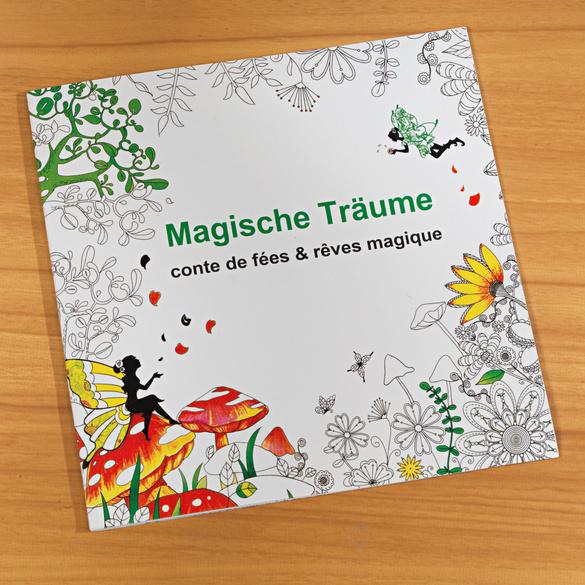 Livre De Coloriage Rêves Magiques, Référence: 170470 intérieur Livre Coloriage Magique