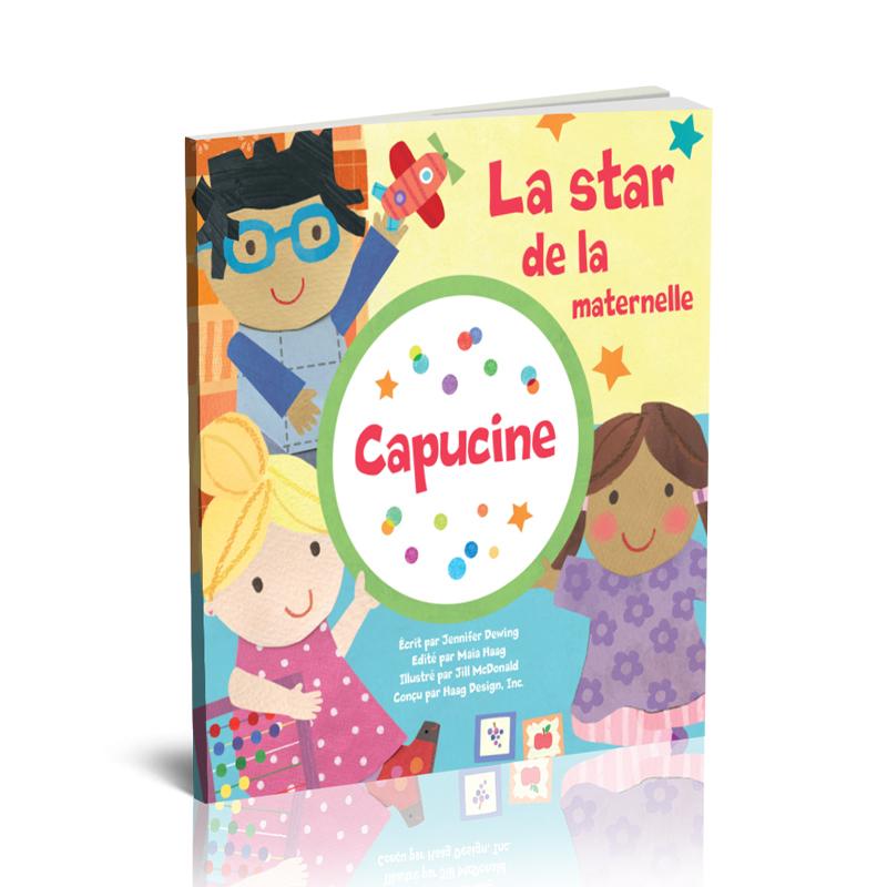Livre Personnalisé La Star De La Maternelle : Une Idée De intérieur Livre De Coloriage Pas Cher