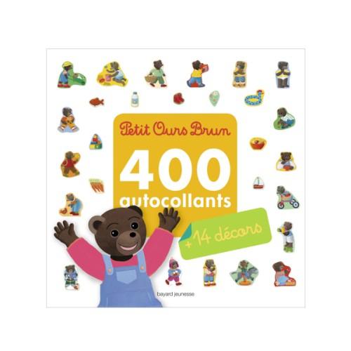 Livre Petit Ours Brun 400 Autocollants Pour Enfant De 2 à Jeux De Petit Ours Brun Gratuit