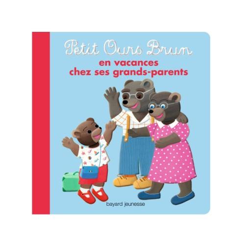 Livre Petit Ours Brun En Vacances Chez Ses Grands-Parents tout Jeux De Petit Ours Brun Gratuit