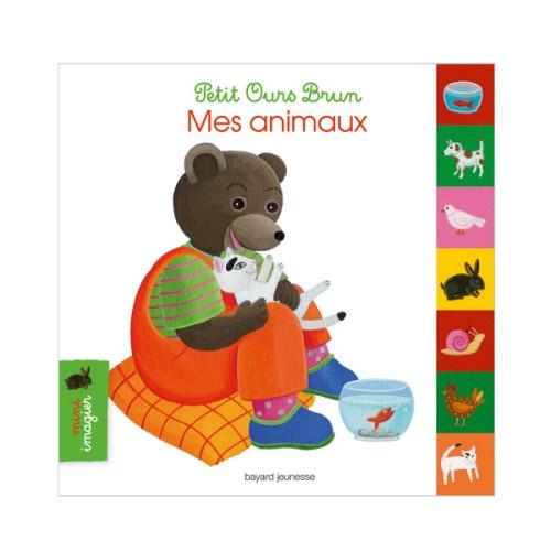 Livre Petit Ours Brun : Mes Animaux Pour Enfant De 1 An À à Jeux De Petit Ours Brun Gratuit