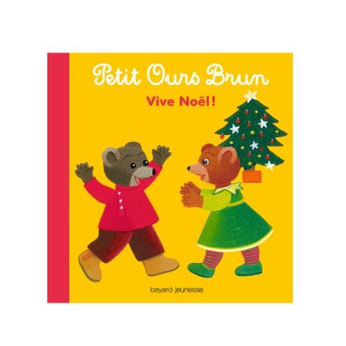 Livre Petit Ours Brun, Vive Noël ! Pour Enfant De 2 Ans À tout Petit Ours Brun Va À La Piscine