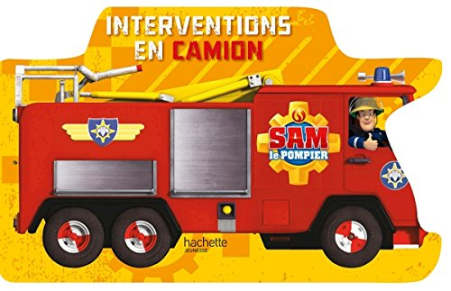 Livre Sam Le Pompier / Jupiter, Le Camion De Sam - France Jeux destiné Jeux De Sam Le Pompier Gratuit