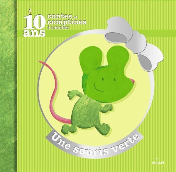 Livre - Une Souris Verte - Denis Cauquetoux destiné Une Souri Vert