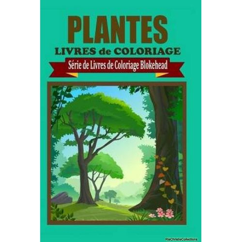 Livres De Plantes Pas Cher Ou D'Occasion Sur Rakuten avec Livre De Coloriage Pas Cher