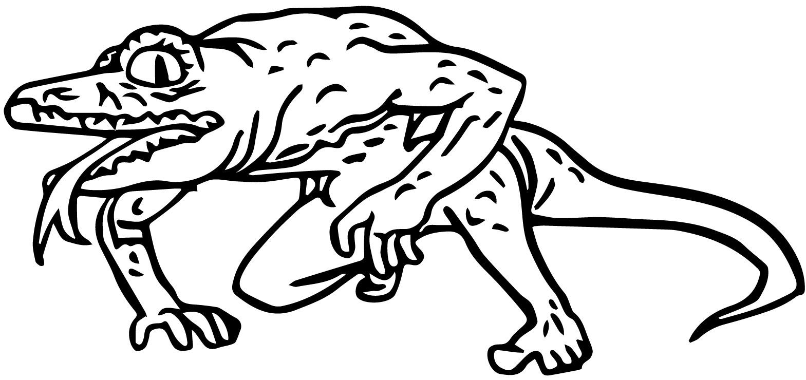 Lizard Coloring Pages | Wecoloringpage avec Coloriage Lézard