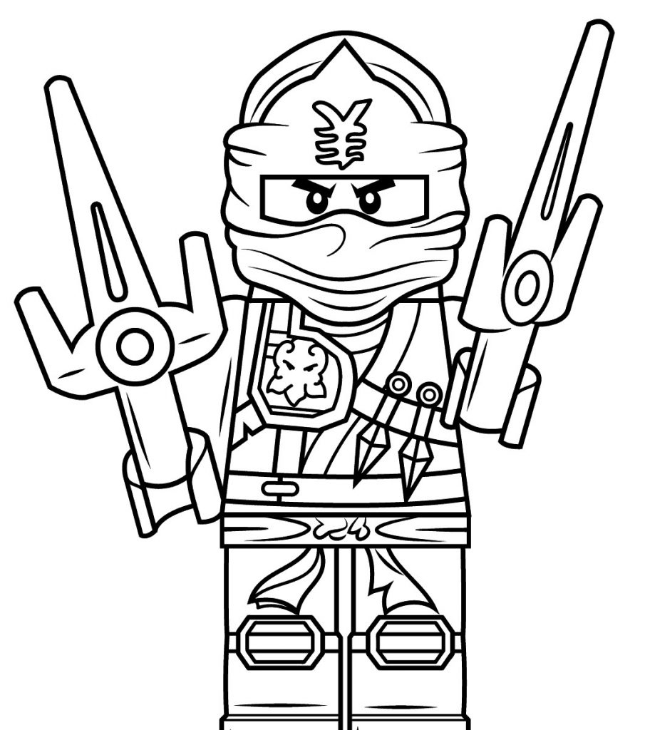 Lloyd Garmadon Coloring Pages Gallery - Coloring For Kids 2019 dedans Coloriage ?Cole