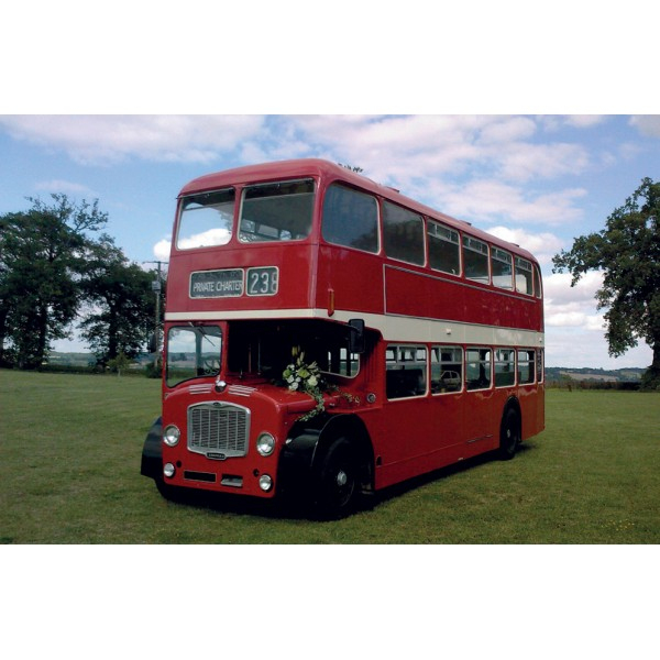Location Auto Retro Collection - Bus Anglais Doubledeck encequiconcerne Image Bus Anglais