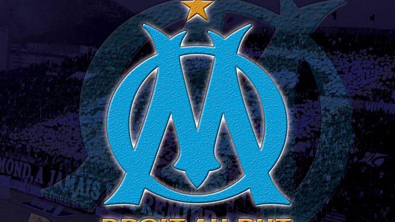 L'Om Sur France Bleu Provence avec Ecusson Des Equipes De Foot