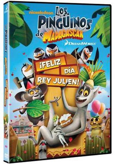 Los Pingüinos De Madagascar 2: Feliz Día, Rey Julien En intérieur Madagascar 2 Argue 1/2