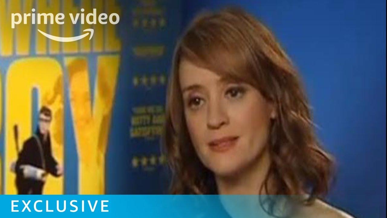 Lovely Anne-Marie Duff On Loving Nowhere Boy | Prime Video avec Ane Lovely