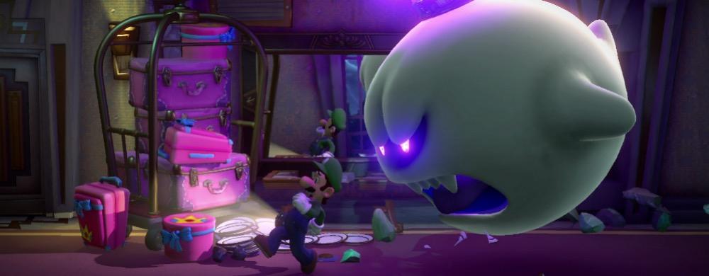 Luigi'S Mansion 3 Était Initialement Pensé Pour La Wii U avec Coloriage Luigi Mansion 3 Fantome