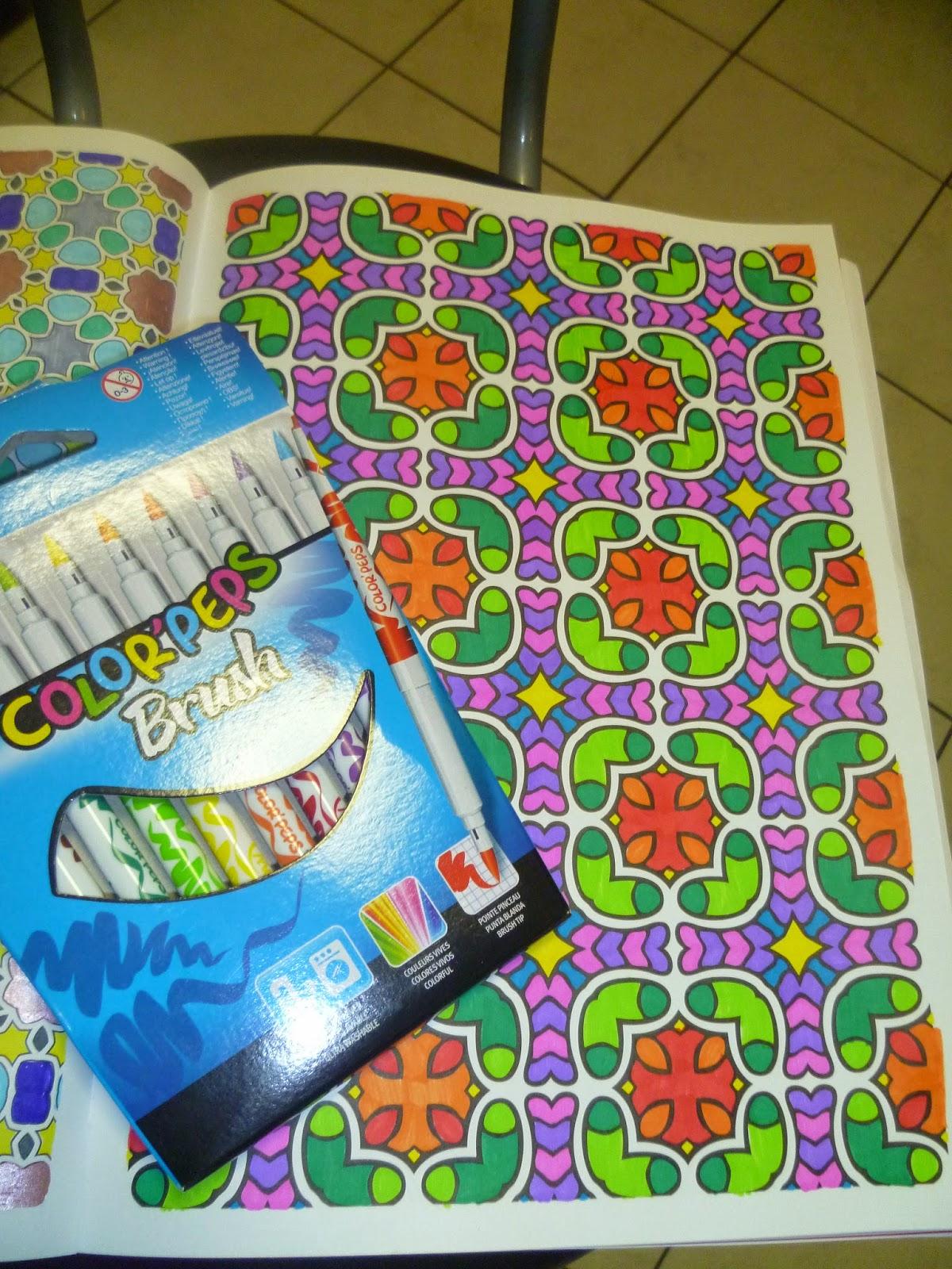 Luki Color - Art-Thérapie - Coloriage Pour Adulte tout Coloriage Art Thérapie