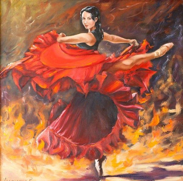 L'Univers De La Danse | Peinture | Pinterest | Image intérieur Dessin Animé Danseuse