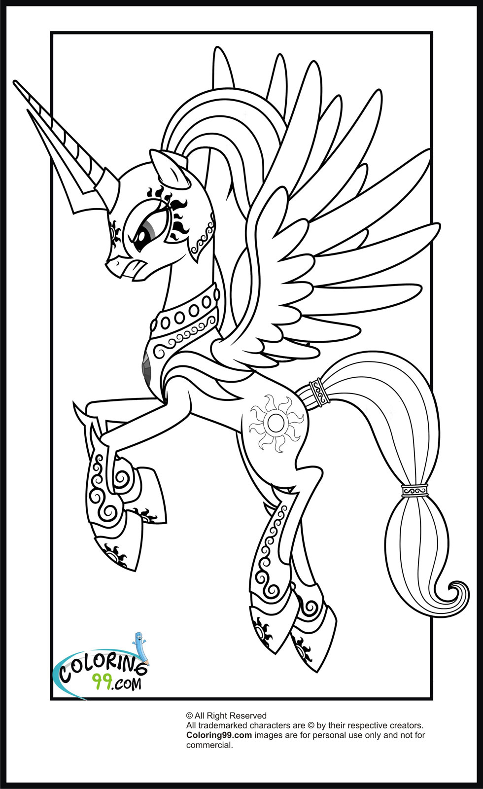 Luxe Coloriage A Imprimer My Little Pony Equestria Girl tout Coloriage Gratuit My Little Pony