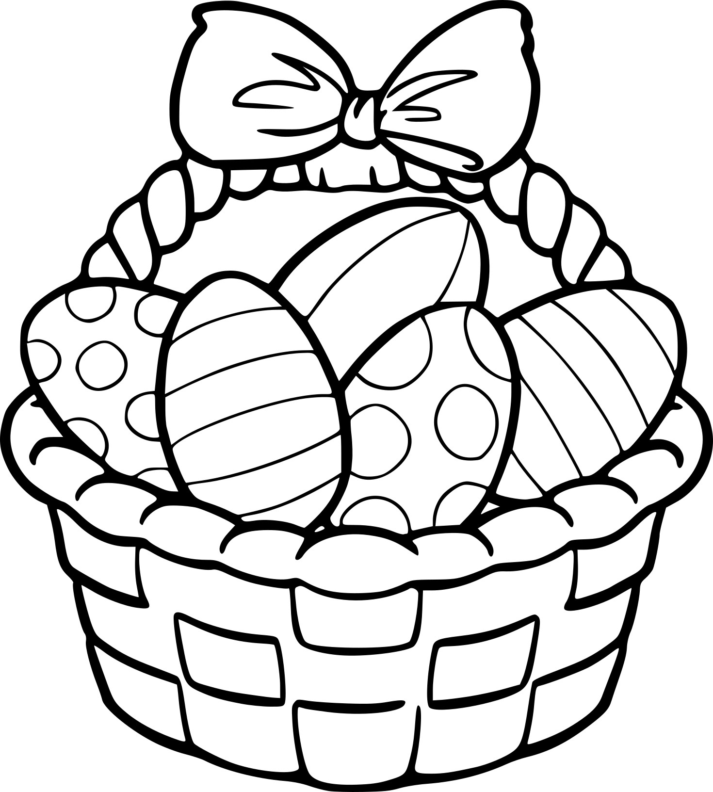 Luxe Dessin Coloriage Oeuf De Paques – Mademoiselleosaki avec Coloriage Oeuf De Paques À Imprimer