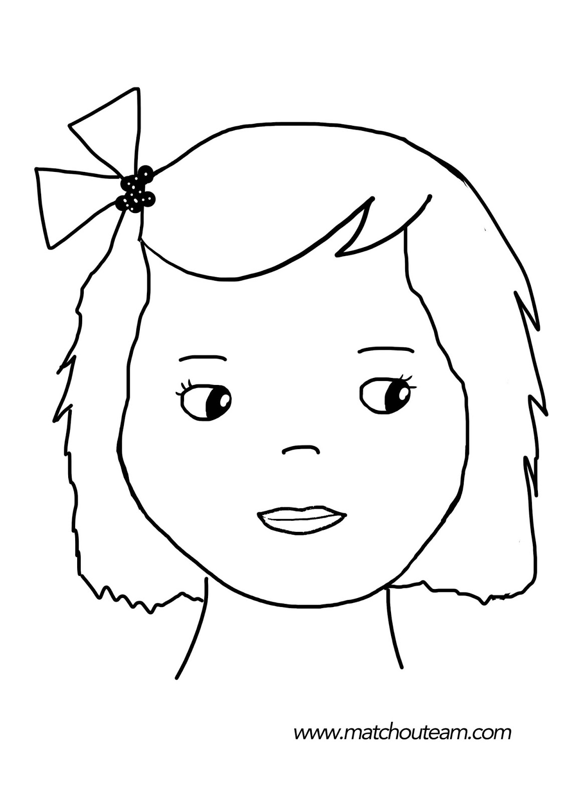 Ma Tchou Team: Maquillage Enfants Inspirations encequiconcerne Dessin Fille Garcon