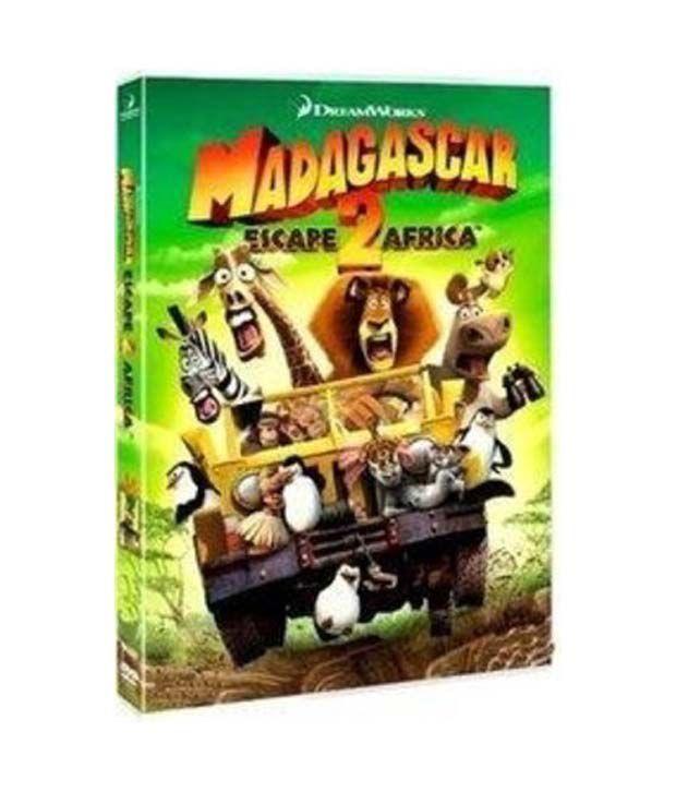Madagascar 2: Escape 2 Africa (English) [Dvd]: Buy Online concernant Madagascar 2 Argue 1/2