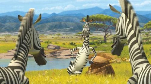 Madagascar 2: The Penguins Of Madagascar Dvd Review destiné Madagascar Escape 2 Africa Argue Scene