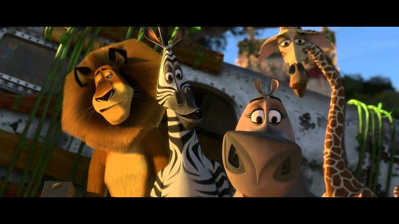 Madagascar 2 - Trailer - tout Madagascar Escape 2 Africa Argue Scene