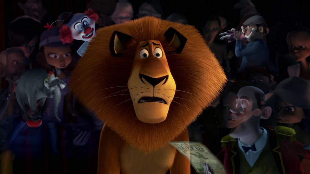 Madagascar 3 Europes Most Wanted 3D Blu-Ray Review | Avforums serapportantà Madagascar 3 Alex