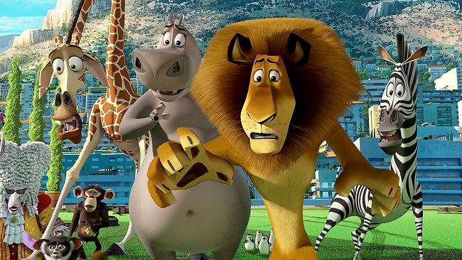 Madagascar 3: Europe's Most Wanted   Film Phage concernant Madagascar 3 Alex